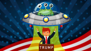 Dump The Trump Song (Advice from Outer Space)  - Video
