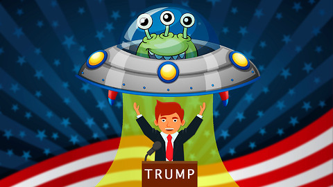Dump The Trump Song (Advice from Outer Space)