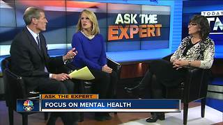 Ask the Expert: Mental health in the new year - Video