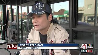 Cory Feldman, The Angels at the RecordBar in KCMO - Video