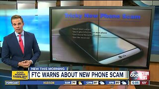 Scammers calling to steal Social Security numbers and money