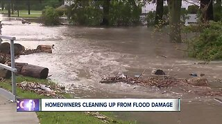 Homeowners cope with flood water damage across Northeast Ohio