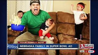 Your Family Now: Super Bowl Ad