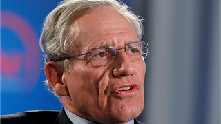 Journalist Bob Woodward Says Trump Couldn't Have Coordinated With Russia