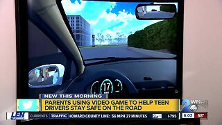 Parents using video game to help teen drivers stay safe on the road