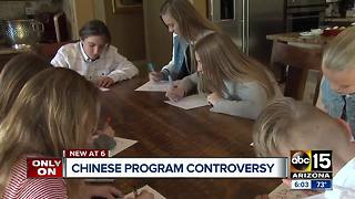 Chinese program controversy at Valley school district - Video