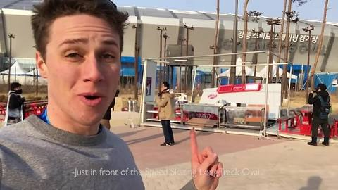 Vlogger breaks down why high winds closed Winter Olympics Park