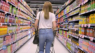 U.S. grocery prices going up