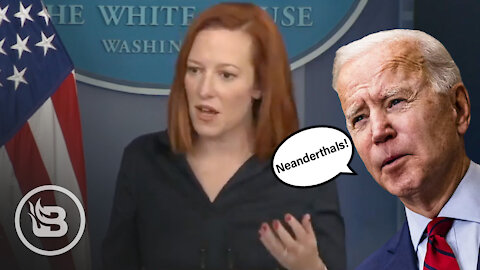 "Biden Attacks States Opening Up as ""Neanderthals"" – Press Sec.'s Response Makes It Worse"