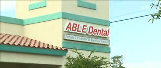 Dentist's office fire called arson by investigators