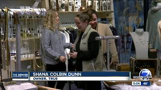Aurora's Stanley Marketplace hosts first Small Business Saturday - Video
