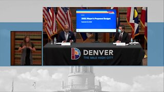 Mayor Hancock presents 2021 Denver budget proposal