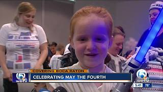 Celebrating May the Fourth - Video