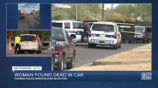 PD: Woman found shot, killed inside vehicle near 10th Street and Portland