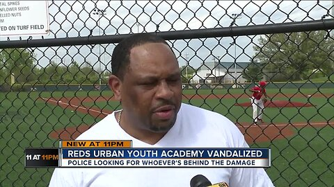 'I couldn't believe my eyes': Vandals strike at Reds Youth Academy
