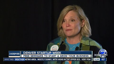 Denver StartUp Week offers free help to start & grow your business