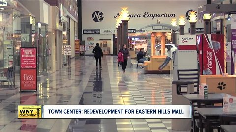 Eastern Hills Mall development leaders provide first look at plans to turn space into