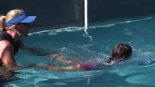 Number of swimming pools around Las Vegas valley on the rise - Video