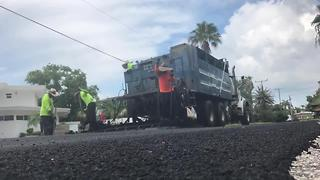 New road resurfacing technique saving taxpayers money-Digital Short - Video