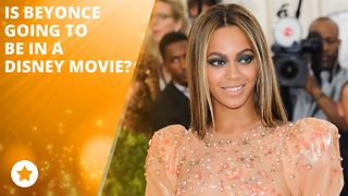 Beyonce might star in a Disney remake - Video