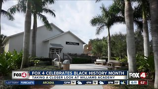 Black History Month: Taking a look at Williams Academy