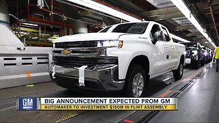 Reports: GM to invest $150 million in Flint Assembly