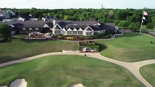 Southern Hills Country Club golf course