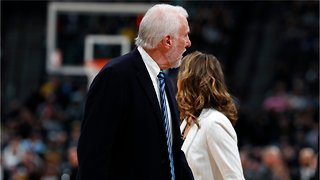 Gregg Popovich Ejected 63 Seconds Into Game