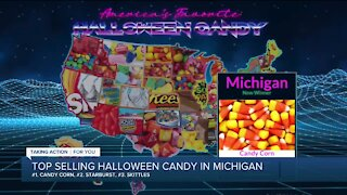 This is the top selling Halloween candy in MIchigan