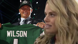 Zach Wilson's Super Hot Mom Goes Viral On Social Media After He Got Drafted By The Jets