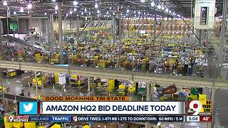 Amazon HQ2 has Greater Cincinnati civic leaders taking regional approach - Video