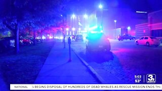 Suspect injured after firing a gun at Douglas County Department of Corrections