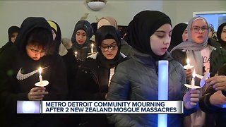 Michigan Islamic community mourning after New Zealand mosque massacres