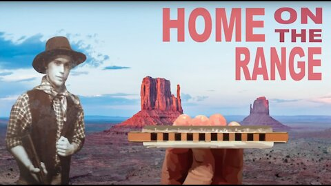 How to Play Home on the Range on the Harmonica