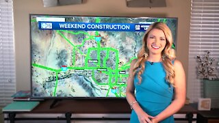 Weekend Construction (September 18-21): Several freeway closures