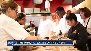 Annual Battle of the Chefs takes place this weekend