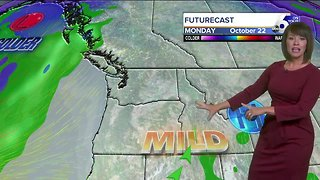 Beautiful mid-October weather sticks around through the weekend
