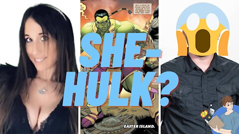 Super Dead' Creator SLAMS Marvel's She-Hulk Remake