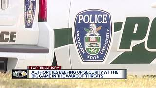 Fans react to increased security at the Big Game - Video