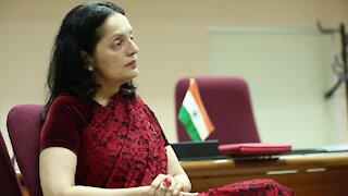 INDIAN HIGH COMMISSIONER INTERVIEW (rMn)
