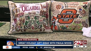 Great holiday gift ideas with design expert Paula Wood - Video