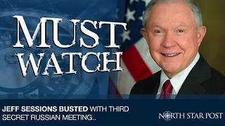Jeff Sessions had third undisclosed meeting with Russian ambassador - Video