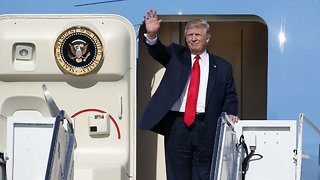 President Trump may be coming to Palm Beach