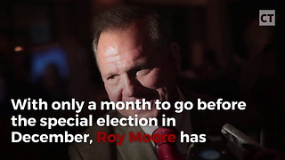 Roy Moore Fights Back With Lawsuit - Video