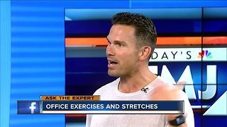 Ask the Expert: Office Exercises - Video