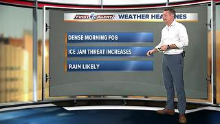7 First Alert Forecast 01/22/17 - Video