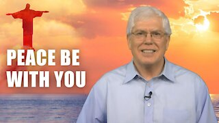 Peace Be With You - Mat Staver