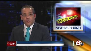 Three missing Carroll County sisters found safe - Video