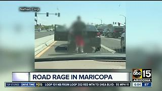 Road rage caught on camera in Maricopa - Video