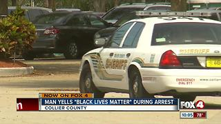 Deputy, suspect involved in scuffle - Video